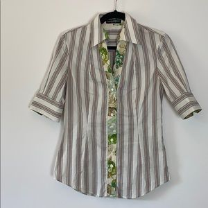 Dolce & Gabbana Button Up Blouse